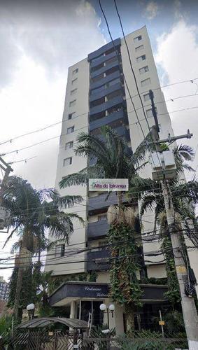 Apartamento À Venda, 61 M² Por R$ 460.000,00 - Vila Gumercindo - São Paulo/sp - Ap3973
