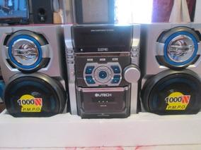 Mini Audio Componente Utech Umcd-220