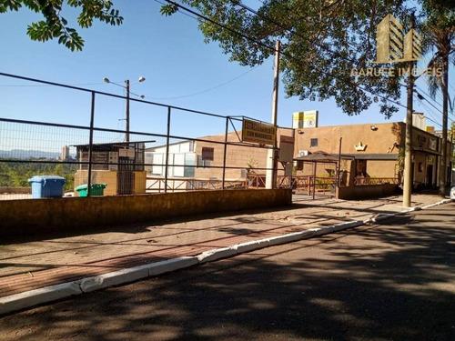 Terreno Para Alugar, 1200 M² Por R$ 4.500,00/mês - Jardim Esplanada Ii - São José Dos Campos/sp - Te0054