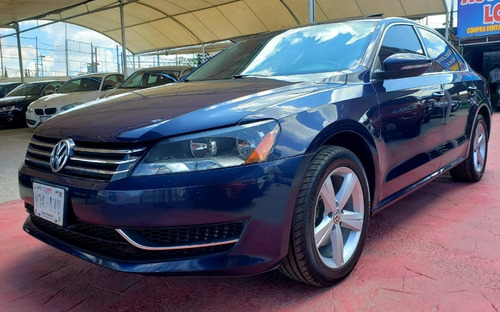 Imagen 1 de 15 de Volkswagen Passat 2012