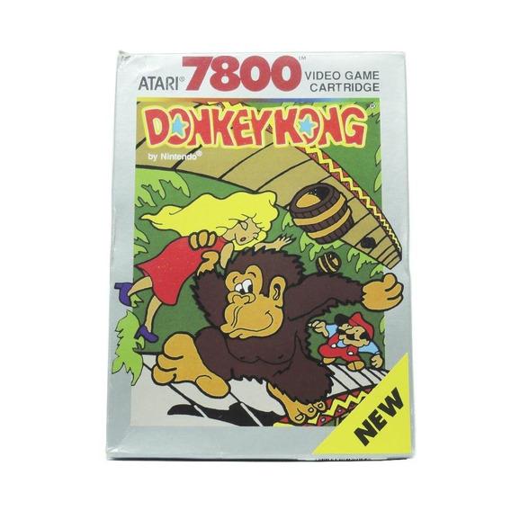Donkey Kong Atari Mídia Física Pronta Entrega