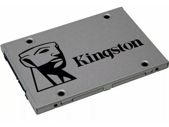 Disco Solido 240gb Kingston Ssd 550mbps 2.5 Sata Promo 2