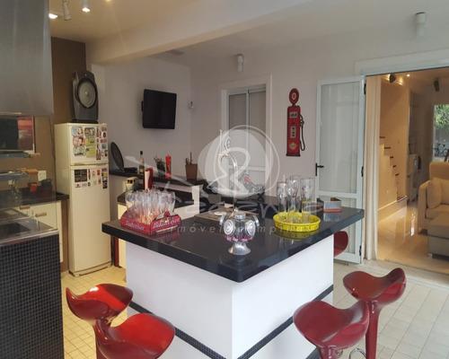 Imagem 1 de 25 de Casa Para Venda No Alphaville Em Campinas  -  Imobiliária Em Campinas - Ca01073 - 69684293