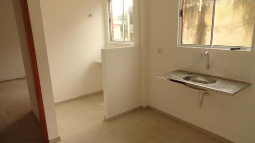 Apartamento À Venda, 43 M² Por R$ 190.000,00 - Cidade Naútica - São Vicente/sp - Ap4576