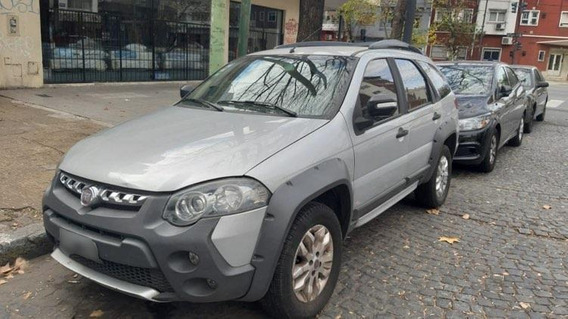 Fiat Palio Weekend Adventure 1.6 2013