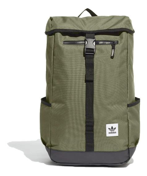 adidas Original Mochila Premium Top Loader Verde Fkr