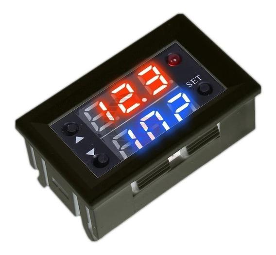 Relé Timer 12v 0-999s 0-999m 0-999h 6 Função (ler Descrição)