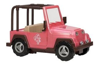Our Generation Camioneta 4x4 Grande Con Accesorios Titanweb