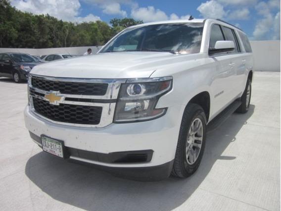 Chevrolet Suburban 2016 Ls Paq. A Cancun Mva 21011174