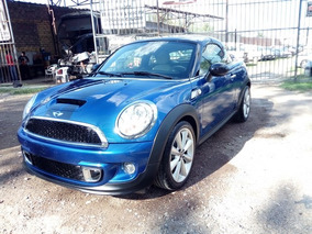 Mini Cooper S Hot Chili Coupe 2015..seminuevo..tomo Auto