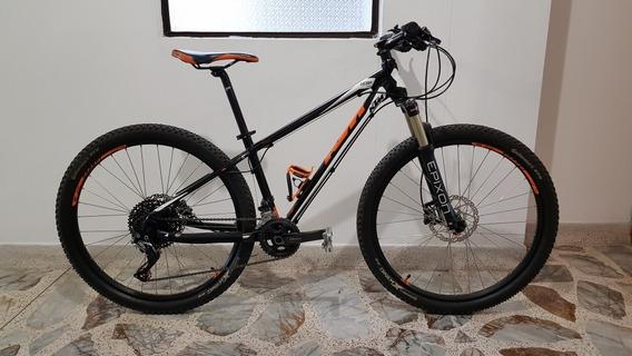 Bicicleta Mtb Ktm 27.5 Ultra Sport Casi Nueva