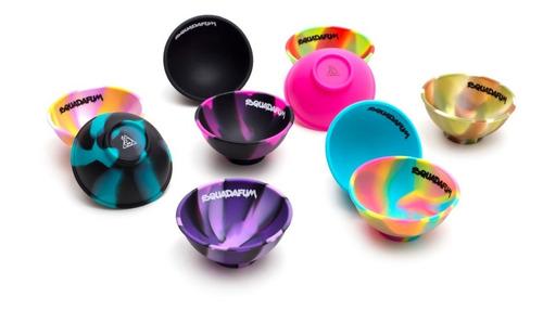 Bowl Squadafum - 100% Silicona