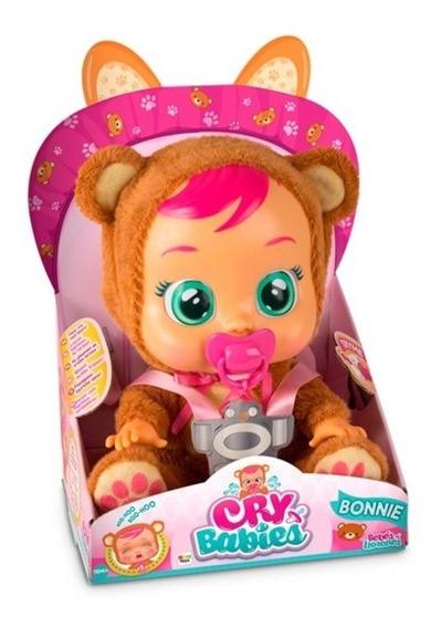 Cry Babies Bonnie Muñeca Que Llora