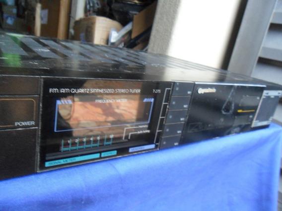 Fm/am Quartz Stereo Tuner Gradiente T-275 (a_p16)