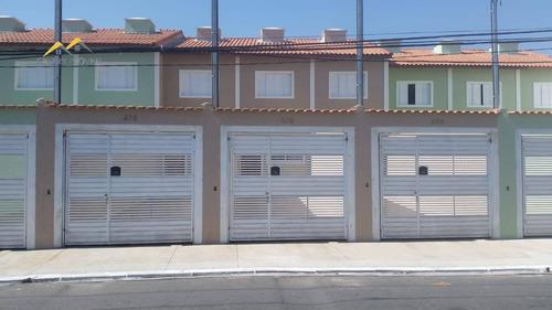 Sobrado Com 2 Dormitórios À Venda, 66 M² Por R$ 305.000 - Vila Reis - São Paulo/sp - So0020