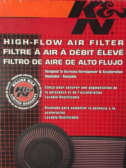 Filtro De Ar Esportivo K & N In Box