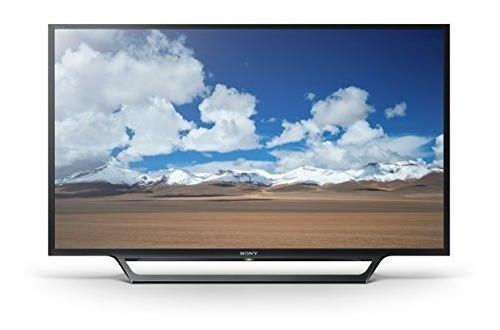 Imagen 1 de 6 de Sony Kdl32w600d Tv De Alta Definición De 32 Pulgadas Wi-fi