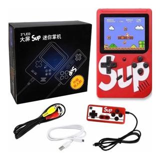 Nintendo Sup Portatil 400 Juegos Retro Video Game+ Garantía