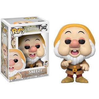 Funko Pop Enanito Sneezy 342 Blancanieves Disney Baloo Toys