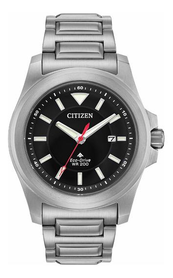 Relógio Citizen Eco Drive Promaster Titanium Bn0211-50e