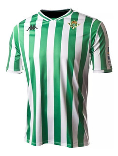 Camisa Kappa Real Betis Home 18/19 Oficial - Pontra Entrega