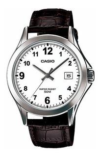 Reloj Casio Mtp-1380l-7b Hombre Analógico Envio Gratis