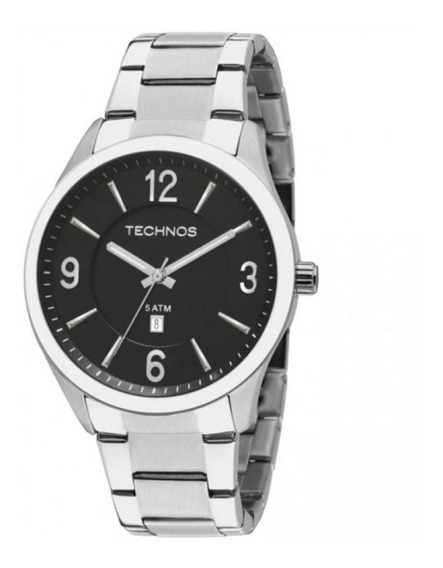 Relógio Technos 2015bzb-1p - Prata