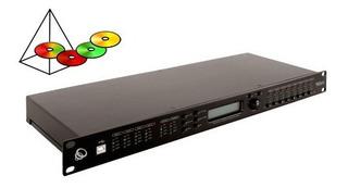 Porcesador Digital De Audio Idea Teo D8 - Pecorari Eventos