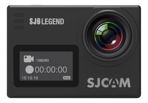 Câmera sportiva Sjcam SJ6 Legend 4K NTSC/PAL black