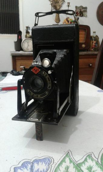 Antiga Maquina Fotografica Agfa Sanfona