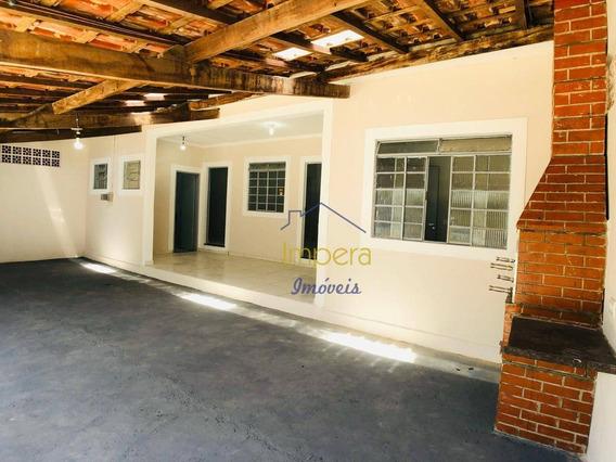 Casa Com 3 Dormitórios À Venda, 65 M² Por R$ 229.000,00 - Parque Novo Horizonte - São José Dos Campos/sp - Ca0003