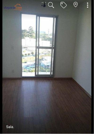 Apartamento Com 2 Dormitórios À Venda, 50 M² Por R$ 210.000,00 - Parque Residencial Flamboyant - São José Dos Campos/sp - Ap7586