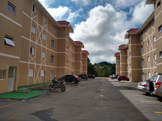 Apartamento Em Vila Marinela, Campos Do Jordão/sp De 50m² 2 Quartos Para Locação R$ 1.500,00/mes - Ap565288