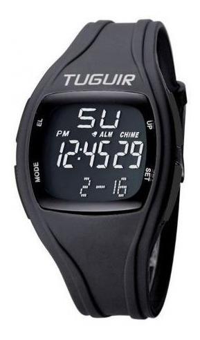 Relógio Digital A Prova D Água Esportivo Corrida Natação