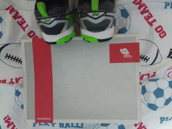 Tenis New Balance 695 Infantil, Original. N°24, Pouco Usado.