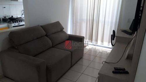 Apartamento Com 2 Dormitórios À Venda, 51 M² Por R$ 140.000,00 - Residencial Ana Célia - São José Do Rio Preto/sp - Ap2235