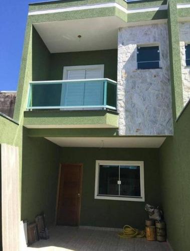 Casa Para Venda Em São Paulo, Vila Matilde, 3 Dormitórios, 2 Vagas - V58_2-1093891