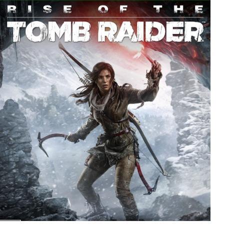 Rise Of The Tomb Raider- Pc-dvd- (midia Fisica)