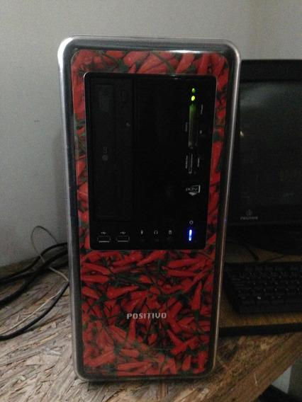 Pc Positivo Pctv Premium Hd 320 Gb Memoria 4 Gb