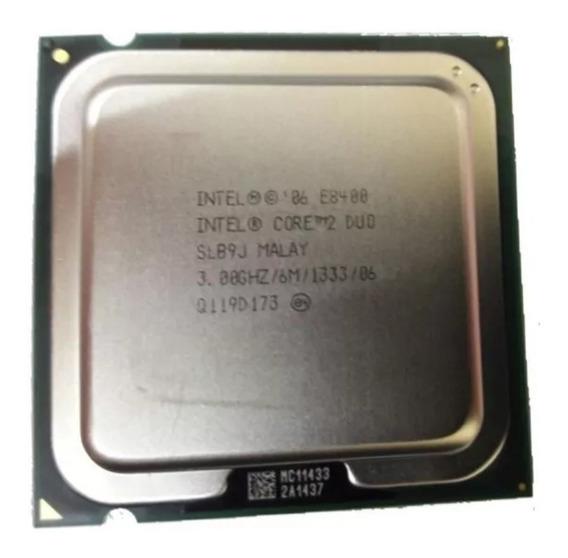 Processador Intel Core2 Duo E7500 S/ Cooler