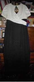 Vestido Largo Talla 44