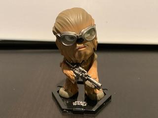Mystery Mini Funko Star Wars - Chewbacca