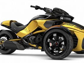 Can Am Spyder F3 S Daytona 500 2017 0 Km - Ktm Palermo
