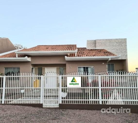 Casa Térrea Com 4 Quartos - 12121-v