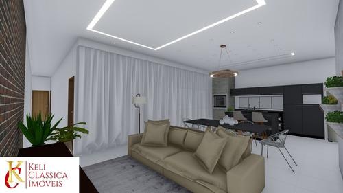 Vende-se Casa Em Condomínio Com 145m² No Condomínio Terras De San Pedro Em Ribeirão Preto-sp, Com 3 Suítes, 2 Vagas De Garagem, Sala Com 2 Ambientes, - Ca00251 - 69368064