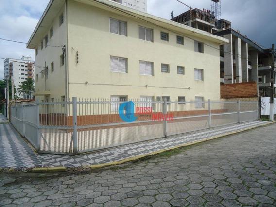 Sala Living Amplo A 200 Metros Da Praia - Mobiliado - Com Estacionamento - Kn0033