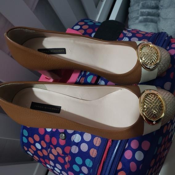 Sapato Novo Jorge Bischoff