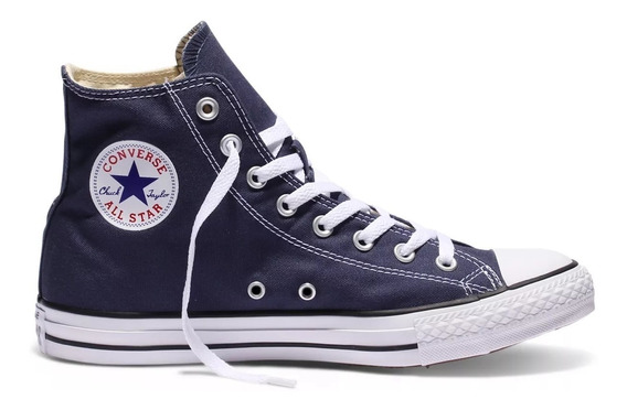 Botitas Converse All Star - Azul