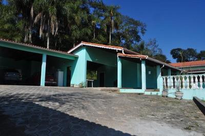 Chácara Para Venda Em Santana De Parnaíba, Suru, 3 Dormitórios, 1 Suíte, 3 Banheiros, 6 Vagas - 2728