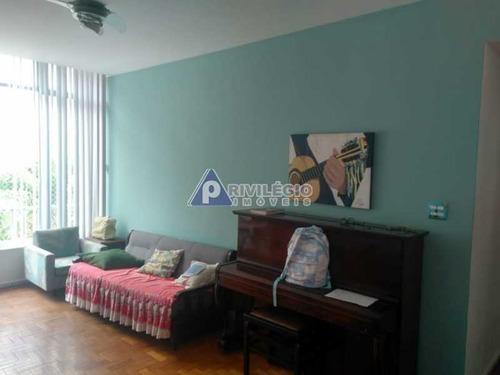 Apartamento À Venda, 3 Quartos, 1 Suíte, 1 Vaga, Humaitá - Rio De Janeiro/rj - 22230